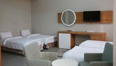 ılgaz akbak otel, altı kişilik odalarımız