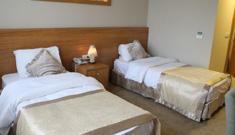 ılgaz akbak otel, iki kişilik ayrı yataklı odalarımız