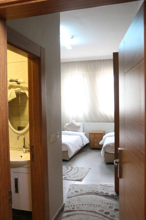 ılgaz akbak otel, altı kişilik odalar, ılgaz otelleri