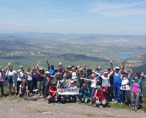 ılgaz trekking, ılgaz dağcılık, ılgaz dağ yürüyüşü, ılgaz akbak otel