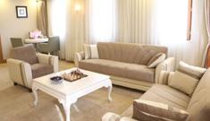 ılgaz akbak otel, kral dairesi, odalarımız
